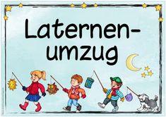 "Ideenreise: Plakat ""Laternenumzug"""