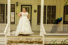 - Mayfield Park -  Austin, Texas Bridal portraits - Maggie Sottero gown