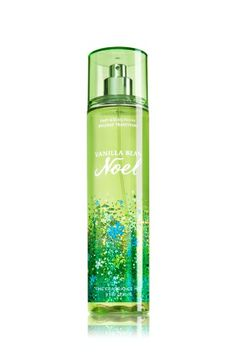 Vanilla Bean Noel Fine Fragrance Mist - Signature Collection - Bath & Body Works