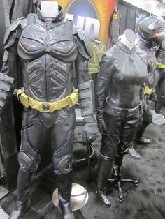 Batsuit - 2012 SDCC #batman #sdcc