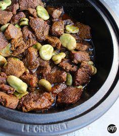 C'est ma fournée ! : Le tajine de boeuf au cumin Beef Tagine, Homemade Lemonade Recipes, Food And Drink, Ramadan, Cake Mug, Cooking, Desserts, Couscous, Photos