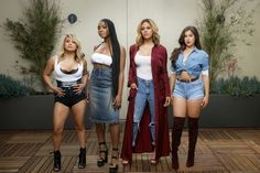 Fifth Harmony for LA Times