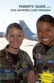 17dd945cf4b Civil Air Patrol- Parent Guide- JROTC for homeschool (12yr+) Civil Air  Patrol