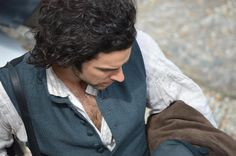 #AidanTurner #Poldark #Ross One from last years shoot.