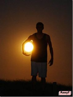playing basketball with the moon
