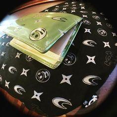 10年以上のcfmaniax F氏のお財布。 #corefighter #全国制覇