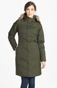 The North Face 'Arctic' Waterproof Down Parka available at #Nordstrom