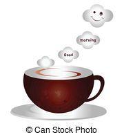Funny Morning Coffee Clip Art | Good morning Clip Art and Stock Illustrations. 1,218 Good morning EPS ...