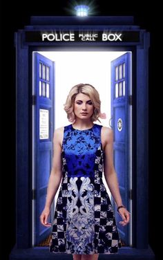The 13th Doctor, Jodie Whittaker