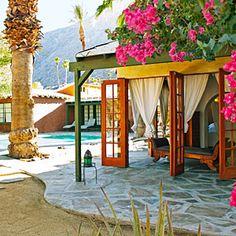 Korakia Pensione in Palm Springs, CA