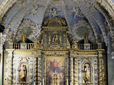 Interieur baroque de l eglise notre dame de l assomption a valloire guide du…