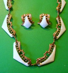 Holiday 12 Coupon Sale fancy  MATISSE Copper NECKLACE by jaguara77, $149.00