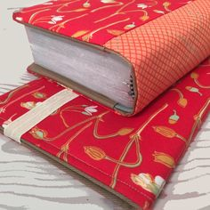 Strawberry Acorn - Bible Cover and Tract Folder Set