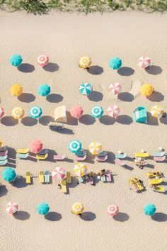 New: Miami and Palm Beach Aerials Gray Malin - New Beach Aerials from Palm Beach and Miami Beach Aesthetic, Summer Aesthetic, Beach Umbrella, Photo Wall Collage, Picture Wall, Beach Photography, Pastel Photography, Photography Outfits, Levitation Photography