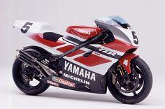 YZR500(0WH0) - バイク レース | ヤマハ発動機株式会社 企業情報