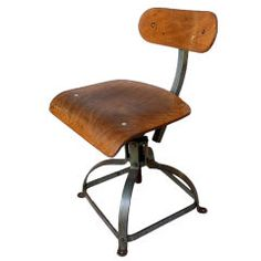 Shop vintage decorative objects, including sculptures, figurines and other collectibles from the world's best furniture dealers. Industrial Chair, Flea Market Finds, Decorative Objects, Cool Furniture, Vintage Shops, Antiques, Concept, Home Decor, Chairs