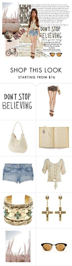 """""""Set No.#30"""" by sonia-10 ❤ liked on Polyvore featuring Forever 21, Banana Republic, The Vatican Library Collection, 7 For All Mankind, Aurélie Bidermann, Lanvin, Shabby Chic, Oliver Peoples and Therapy"""