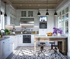 Kitchen Provence - Галерея 3ddd.ru