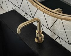 """Luxury Bathroomcollectionby Brizo called """"Litze"""" 