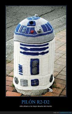 PILÓN R2-D2