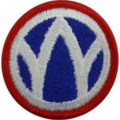 89th Infantry Division Class A Patch