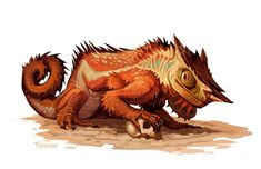 Curious Creatures, Weird Creatures, Fantasy Creatures, Mythical Creatures, Fantasy Monster, Monster Art, Fantasy Dragon, Fantasy Art, Warframe Art