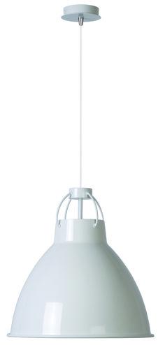 Deliving pendant lamp White