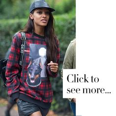 Get inspired by street style from across the pond. Click for some stylish Londoners! http://preview.www.harpersbazaar.com/fashion/street-style/london-street-style-spring-2014#slide-1