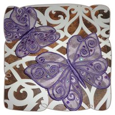 3D Organza Lace Butterfly 3 Machine Embroidery Pattern Design
