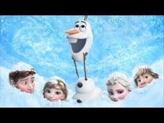 ▶ 魔雪奇緣frozen你要雪人砌幾呎高?Do you want to build a snowman?粵語 - YouTube