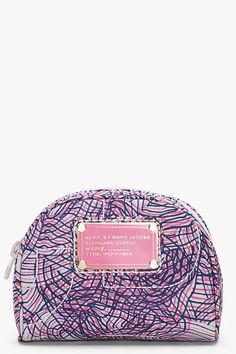 Grey Solstice Cosmetic Bag.