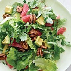 Avocado Grapefruit Salad. Culinary.net.