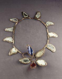 (Flower Necklace) Alexander Calder