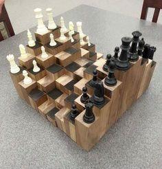 amazing-chess-board
