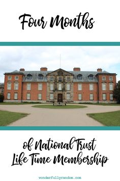 We love our family days out at the National Trust using our lifetime membership. Discover so many properties and places to visit that are perfect for a toddler and four-year-old.  #daysout #nationaltrust # nationaltrustgardens