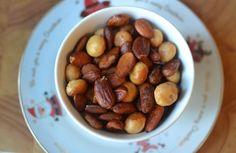 Salt n Vinegar Nuts – Fitter Food