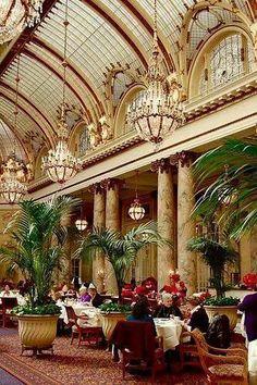 Palace Hotel, San Francisco, California, USA
