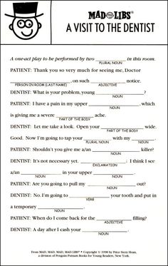 Légend image for printable mad libs sheets for adults