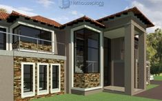 4 bedroom house design [Bali] with 3 garages. Explore 4 bedroom modern house plans pdf for sale. Lowest prices on South African double storey house plans House Plans For Sale, Unique House Plans, Affordable House Plans, Modern House Floor Plans, Free House Plans, House Plans With Photos, Contemporary House Plans, Luxury House Plans, Modern Contemporary