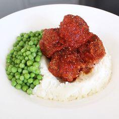 Beanballs et sauce tomate sucrée-salée | Dodo la Grano | Cuisine et recettes végétaliennes & végétariennes