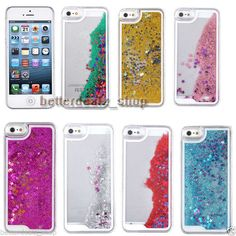Floating Liquid Glitter Stars Bling Quicksand Hard Case Cover for iPhone 5 5G 5S. Fit for iPhone 5 5G 5S Package included:1 x Quicksand Case for iPhone 5 5G 5S.