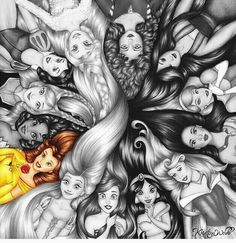 Belle of course! <3