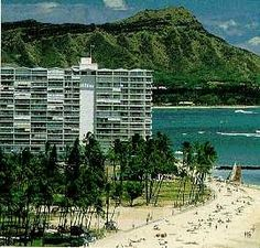I have been to Waikiki a couple of times, and I think that it is so beautiful. I have actually never stayed on the beach, and I would really love to someday. Look how beautiful that view of Diamond Head is.