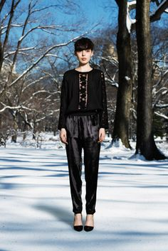 Sea   Fall 2014 Ready-to-Wear Collection   Style.com