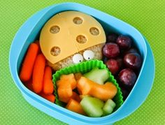 12 of the Best Bento Box Lunch Ideas for Kids via Brit + Co