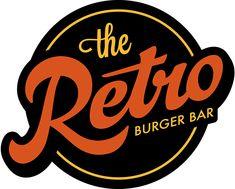 Retro Burger Bar Logo - Ideas for Photography - Retro Burger Bar Logo on Behance - Logo Restaurant, Bar Logo, Logos Tattoo, Logos Color, Cafe Logos, Logos Photography, Adidas Retro, Logos Ideas, Logos Retro