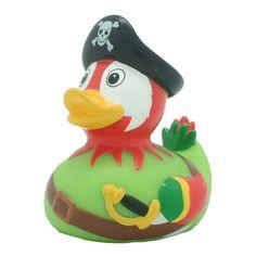Quietscheente Piraten Papagei Ente, Gummiente, Quietscheentchen, Badeente, Quietsch Ente, Sammelfigur, Gummi Bade Spielzeug, LiLaLu, 2037: Amazon.de: Kindle-Shop