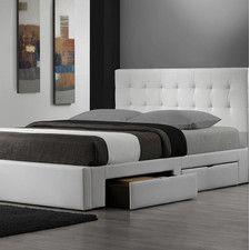 Belmont Storage Platform Bed