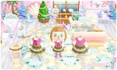 * Christmas tree dress *  http://kitty22.blog.fc2.com/blog-date-201312.html