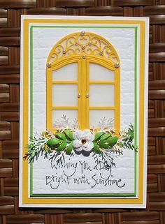 YELLOW WINDOW    JR